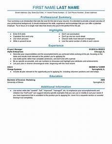Write A Resume With No Experience Experienced Resume Templates To Impress Any Employer