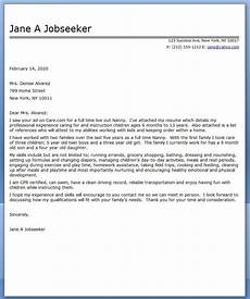 Cover Letter Examples For Nanny Position 22 Best Images About Pharmacy Tech On Pinterest