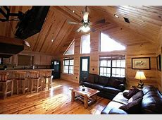 Gray Wolf Lodge Cabin in Broken Bow, OK   Sleeps 4