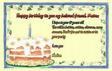contoh invitation card dalam bahasa inggris