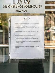 Dsw Designer Shoe Warehouse St Peters Mo Dsw Designer Shoe Warehouse Due To Covid 19 Documenting