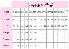 French Size Chart Where To Buy In Paris A Guide To Shopping French