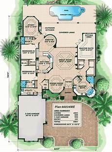 Villa Floor Plans Distinctive Villa House Plan 66034we Architectural