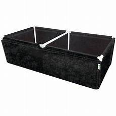 geopot pl72x36x20 72 quot l x 36 quot w x 14 quot h raised planter bed