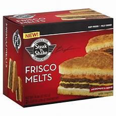 steak n shake frisco melts sandwich 7 3 oz from publix