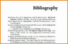 Mla Formatted Bibliographies Mla Bibliography Example And Citations
