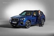 exclusive live photos of the new 2018 bmw x3