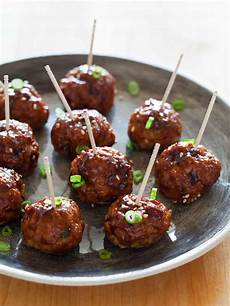 appetizers meatballs korean style cocktail meatballs appetizer recipe spoon