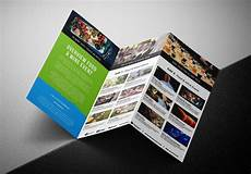 Tri Fold Poster Templates Free Tri Fold Brochure Template For Events Amp Festivals