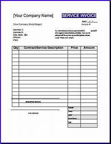 Construction Invoices Free Invoice Template Free Contractor Invoice