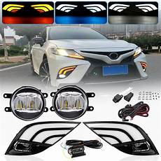 2018 Toyota Camry Hazard Lights Led 2018 Camry Drl Fog Lamp Light Daytime Running Light