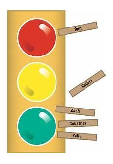 School Traffic Light Behaviour System 42 Best Stoplight Behavior Images Behavior Primary