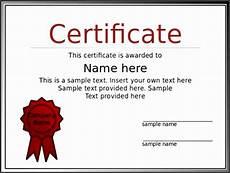 Merit Certificate Sample 8 Award Template For Kids Sampletemplatess