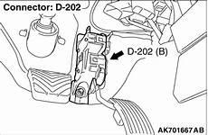 Code No P2127 Accelerator Pedal Position Sensor Sub