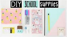diy school supplies diy school supplies for back to school