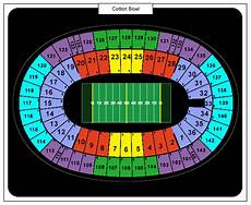Cotton Bowl Seating Chart Rows Cotton Bowl Seating Question Hornfans