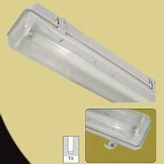 Twin Tube Fluorescent Lights 4ft Twin Double Non Corrosive Anti Vandal Weatherproof