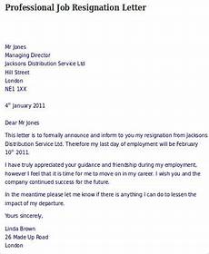 Resignation Letter It Professional Free 7 Sample Job Resignation Letter Templates In Ms Word