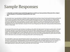 Describe A Leadership Experience Usc Ets College Application Essay Workshop
