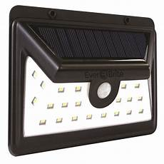 Ever Brite Light Led Motion Activated Outdoor Ever Brite Black Motion Activated Outdoor Integrated Led