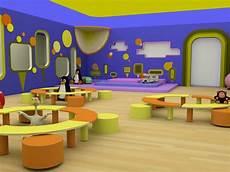 Daycare Design Layout 3design Corner Designing Children Daycare