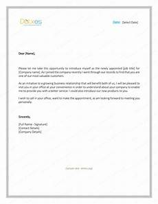 Introduction Letters For Jobs Best Introduction Letter Formats You Should Use To