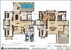Villa Floor Plans Large Luxury House Plans Villas Cleancrew House Plans