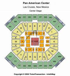 Pan Am Center Las Cruces Seating Chart Pan American Center Tickets And Pan American Center