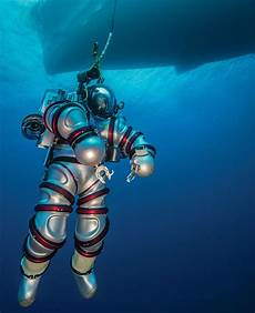 dive suits exosuit self propelled atmospheric diving suit the