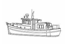 Ausmalbilder Polizeiboot Titanic Ausmalbilder