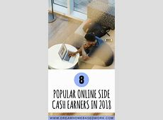 8 Popular Online Side Cash Jobs To Earn Money in 2018