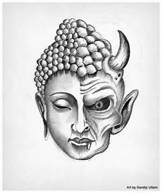 Buddha Face Designs Buddha Face Drawing At Getdrawings Free Download