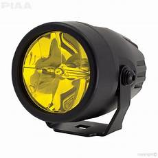 Piaa Driving Lights Piaa Lp270 Ion Yellow 2 75 Quot Led Driving Light Single 12