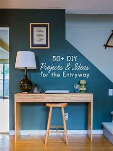 50 diy projects for your entryway apartment therapy