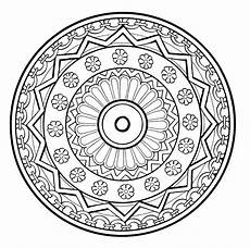 Malvorlagen Mandala Mandalas To Print Mandalas Coloring Pages