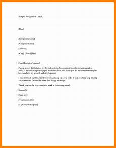 Professional Resignation 10 How To Write A Professional Resignation Letter