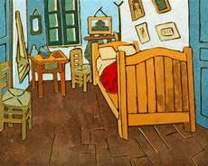 da letto gogh quadro gogh da letto ad arles di pannelli