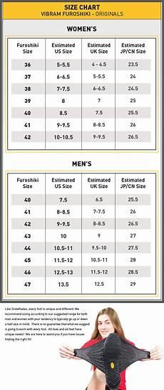 Yeezysupply Size Chart Furoshiki Size Chart