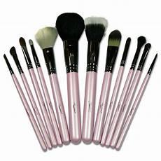 sedona lace unveils improved 12 makeup brush set