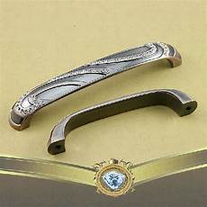 96mm cabinet handle cupboard pull antique copper