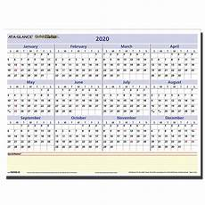 at a glance calendar 2020 2020 at a glance pm550b 28 quicknotes small dry erase