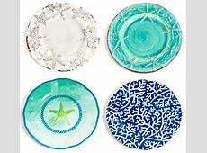 48 Melamine Nautical Dinnerware Sets, Melamine Dinnerware