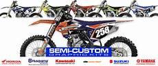 Design Your Own Pit Bike Graphics Decal Works Custom Mx Bike Graphics
