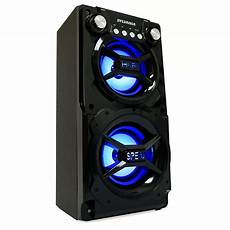 Portable Light Up Bluetooth Speaker Party Speaker System Bluetooth Big Led Portable Stereo