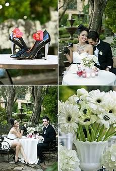 Words To White Wedding Red Black And White Wedding Ideas