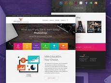 Best Web Homepage Design Website Homepage Design By Black Flag Creative On Dribbble