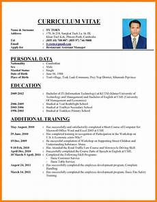 Cv Meaning Resume Resume Document Meaning