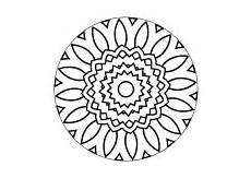 Indianische Muster Malvorlagen Zum Ausdrucken Mandala Ausmalbilder Vorlagen Ausmalen