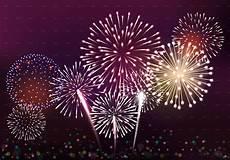Cool Firework Designs Realistic Fireworks Background By Yayasya Graphicriver