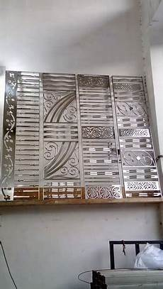 Steel Glass Grill Design Stainless Steel Grills Design Ss Grills स ट नल स स ट ल